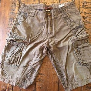 Men Cargo Shorts Psylo 34